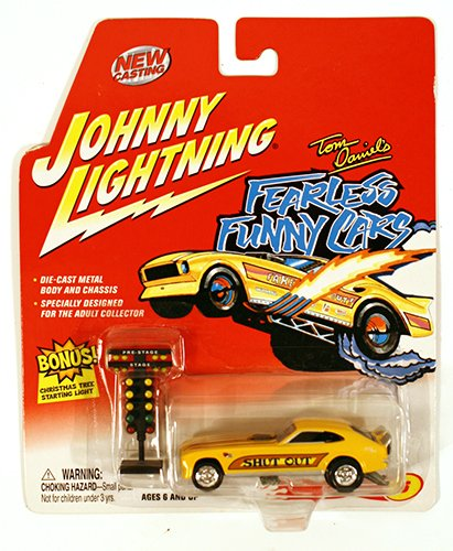 Johnny Lightning Tom Daniel's Shut Out - 1