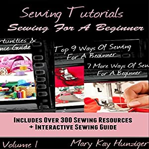 Sewing Tutorials Audiobook