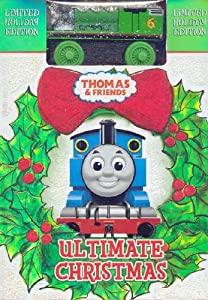 Thomas the Tank Engine: Ultimate Christmas Collection (+ Collectible Train)