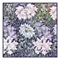 Counted Cross Stitch Chart African Daisy by Arts and Crafts Movement Founder William Morris