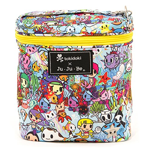 Ju Ju Be Fuel Cell TokiDoki Collection Insulated Bag, Sea Amo
