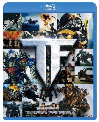 トランスフォーマー トリロジー ブルーレイBOX(6枚組) [Blu-ray]