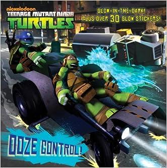 Ooze Control (Teenage Mutant Ninja Turtles) (Glow-in-the-Dark Pictureback)