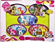 My Little Pony Exclusive Friendship is Magic Pony Friends Forever Collection, 10-Pack