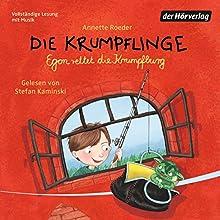 Egon rettet die Krumpfburg (Die Krumpflinge 5) (       ungekürzt) von Annette Roeder Gesprochen von: Stefan Kaminski