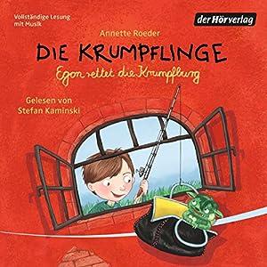 Egon rettet die Krumpfburg (Die Krumpflinge 5) Hörbuch