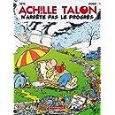 Achille Talon - tome 48 - Achille Talon n'arrête pas le progrès