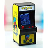 Tiny Arcade Pac-Man Miniature Arcade Game (Color: Yellow)