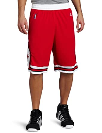 Amazon.com : NBA Men's Chicago Bulls Swingman Short (Red