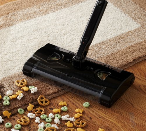 Cordless Motorized Rotating Floor Sweeper By Winston