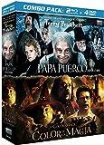 Hogfather / The Color Of Magic (Terry Pratchett : Papá Puerco / El Color de la Magia) (Blu-Ray + DVD) (Pack)