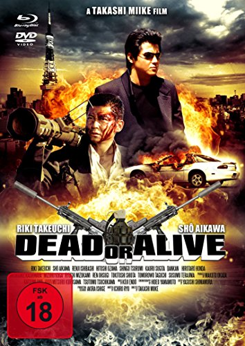 Dead or Alive (Special Edition Mediabook) [Blu-ray Disc + DVD]