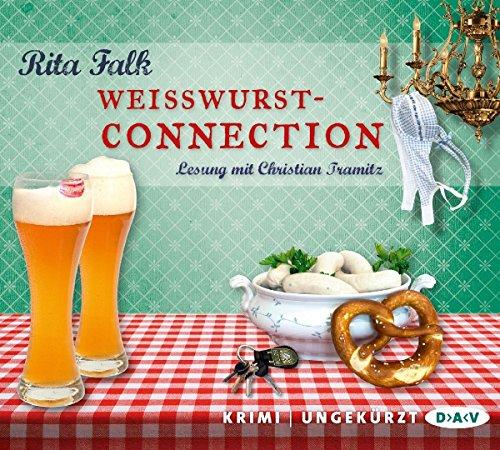 Weißwurstconnection: Ungekürzte Lesung mit Christian Tramitz (7 CDs) das CD von Rita Falk - Preise vergleichen & online bestellen