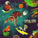 In A Tidal Wave Of Mystery by Capital Cities [Music CD]