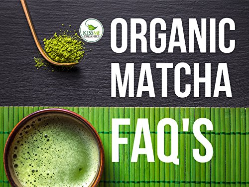 Organic Matcha FAQ's - Season 1