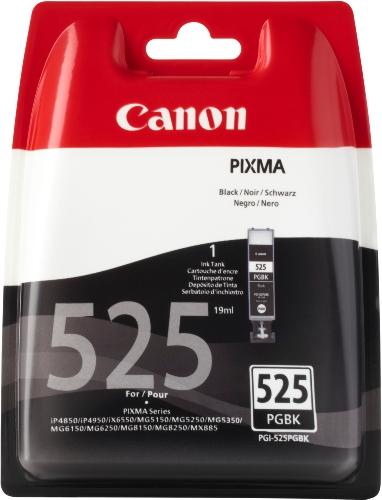 Canon PGI-525PGBK Canon Pixma 4850 Inkjet / getto d'inchiostro Cartuccia originale