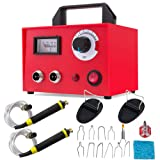 Wood Burning Machine Kit 100W Pyrography Machine Temperature Adjustable Wood-Burner Tool Kit for for Wood/Leather/Gourd/Bamboo (Color: pattern 3)