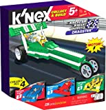 K'nex Collect & Build Racecar Rally Series Dragster 235 pieces