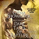 Dark Taste of Rapture: Alien Huntress, Book 6 (       UNABRIDGED) by Gena Showalter Narrated by Sebastian York
