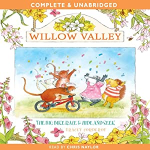 Willow Valley: The Big Bike Race & Hide and Seek | [Tracey Corderoy]