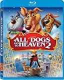 Cover art for  All Dogs Go to Heaven 2 [Blu-ray]