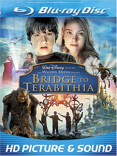 Cover art for  Bridge to Terabithia [Blu-ray]