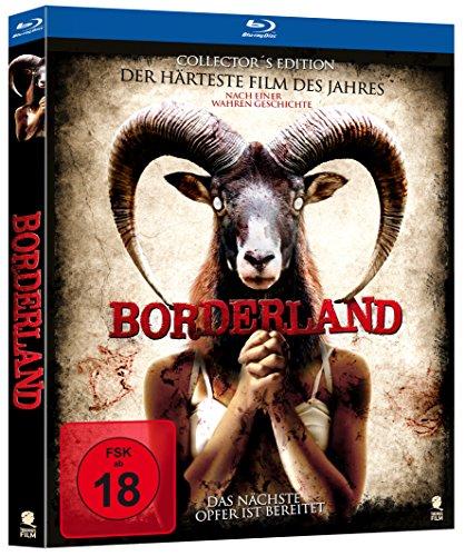 Borderland - Das nächste Opfer ist bereitet (Collector's Edition) [Blu-ray]