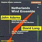 Adams/Lang: Wind Music