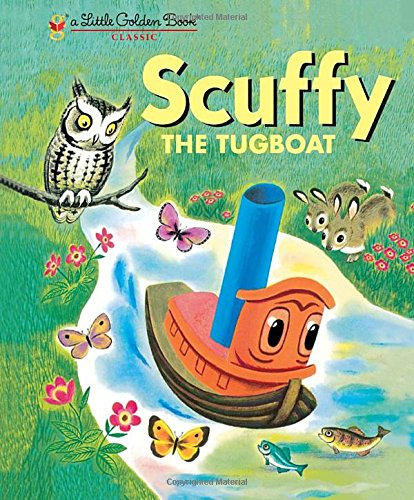 Download Scuffy the Tugboat and His Adventures Down the River