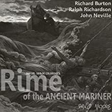 The Rime of the Ancient Mariner Audiobook by Samuel Taylor Coleridge Narrated by Richard Burton