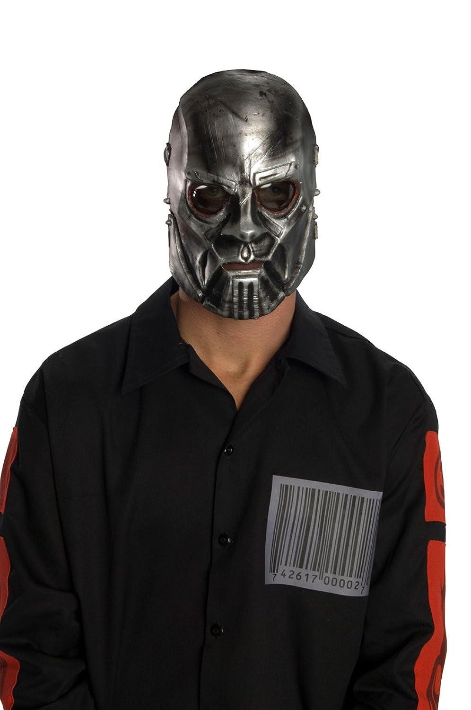 Slipknot Joey Without Mask Slipknot Sid Mask Standard