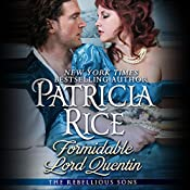 Formidable Lord Quentin | Patricia Rice