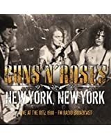 New York New York Live from the Ritz 1989 Radio Broadcast