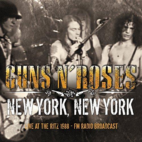 GUNS N' ROSES - NEW YORK NEW YORK (Guns N Roses Cd compare prices)