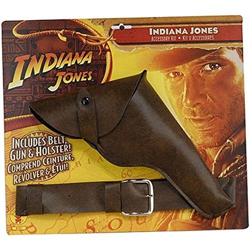 Indiana Jones Belt With Gun And Holster front-516159