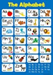Learn The Alphabet - Blue Childrens W...