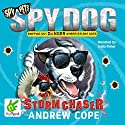 Spy Dog: Stormchaser: Spy Dog, Book 11 Audiobook by Andrew Cope Narrated by India Fisher