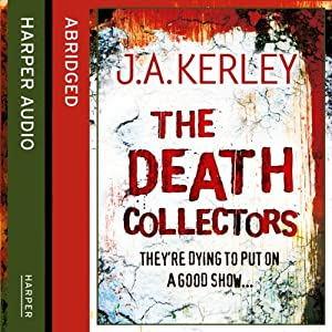 The Death Collectors Audiobook