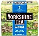 Yorkshire Tea Decaffeinated Tea 80 Ba...