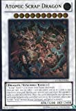 Yu-Gi-Oh! - Atomic Scrap Dragon (STOR-EN043) - Storm of Ragnarok - Unlimited Edition - Ultimate Rare
