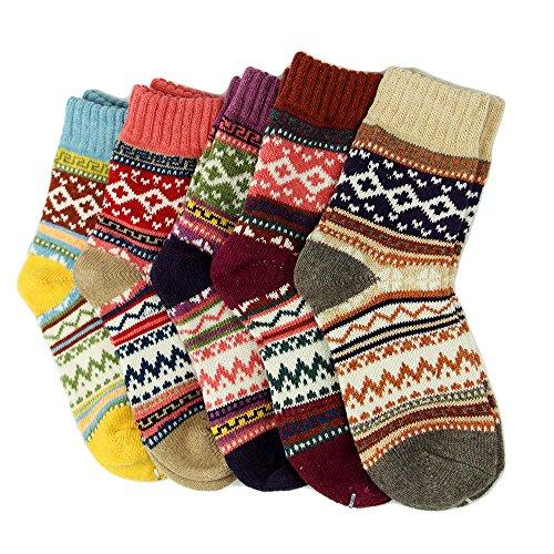 5-pairs-women-ladies-thick-winter-socks-warm-wool-nordic-novelty-sock-uk