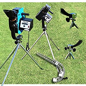 Cimarron Outdoor Sports Gaming Accessories Multi-Pitch II Pitching Machine (Includes... by Cimarron Sports