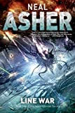 Line War: The Final Book in the Agent Cormac Series Neal Asher
