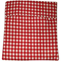 Microwave Potato Bag - Red & White Checked