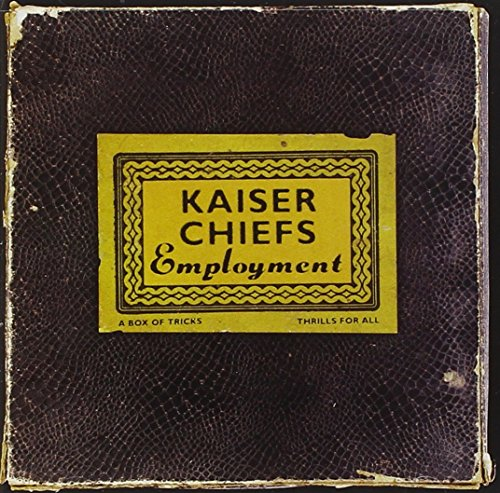 Kaiser Chiefs - Nationwide Mercury Prize 2005 Album of the Year - Zortam Music