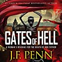 Gates of Hell: An ARKANE Thriller, Book 6 (       UNABRIDGED) by J. F. Penn Narrated by Veronica Giguere