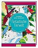 Image de Farben und Zahlen - Fantastische Tierwelt (Malprodukte für Erwachsene)