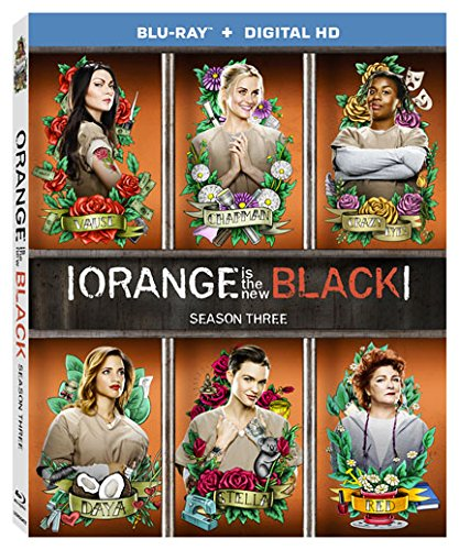 Orange Is the New Black: Season 3 [Blu-ray] [Import]
