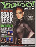 img - for Yahoo! Internet Life (Collector's Issue: Star Trek on the Net, A Star is Borg: Voyager's Seven of Nine Jeri Ryan, Best Sci-Fi & Alien Sites., Number 12, December 1997) book / textbook / text book