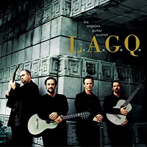 L.A.G.Q. (Los Angeles Guitar Quartet)